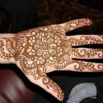 Lovely Kids Mehndi Henna tattoos Hand and feet Designs Collection (6)