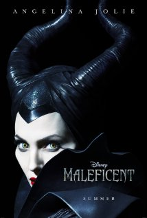 Maleficent by Angelina Jolie