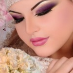 Latest Tips For Arabic Bridal Makeup