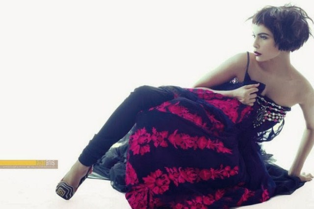 Mina Hasan Women Party Wear Dresses Collection 2013-14 (6)