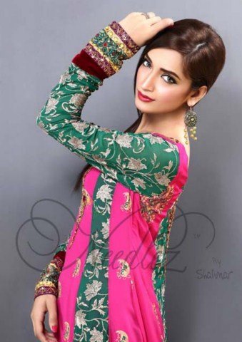 Needlez by Shalimar Winter Collection 2013-14 For Women (2)