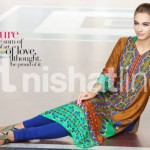 Nishat Linen Winter Pret Collection Fashion 2013-14