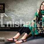 Nishat Linen Women Winter Pret Collection