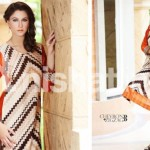 Nishat Linen Women Winter Pret Collection Fashion 2013-14