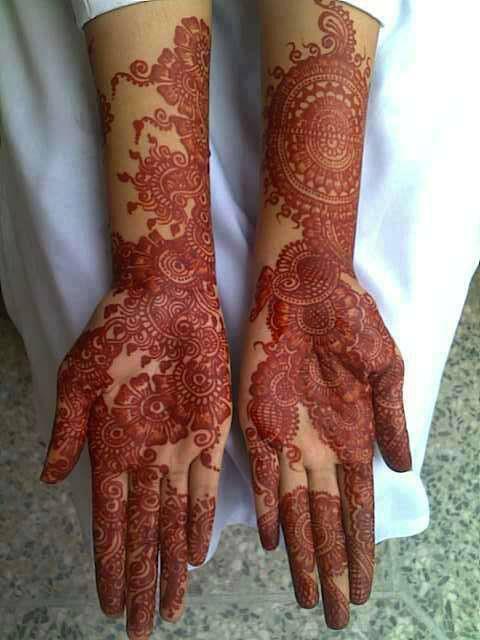 Best Henna Design 2013 - Best Bridal Henna