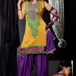 Patiala Shalwar Kameez Fancy Dresses For Punjabi Women (3)