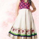 Petty Girls Lovely Stylish Frocks Collection 2013-14