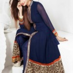 Prachi Desai Latest Floor Length Stylish Frocks 2013 For Girls