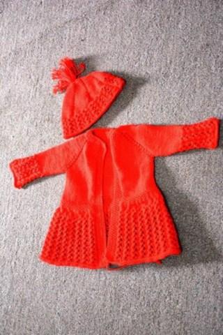 Purity Clothing Newborns Winter clothing