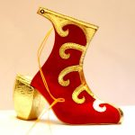 Long and superb high heels girls shoes
