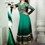 Saheli Couture Prachi Desai Floor Length Beautiful Frocks 2013-2014