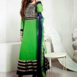 Saheli Couture Prachi Desai Floor Length Frocks 2013