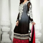 Saheli Couture Prachi Desai Floor Length Stylish Frocks 2013-2014