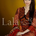 Sana and Samia New Khaadi Collection by Lala (4)