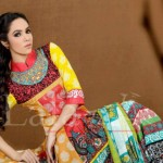 Sana and Samia New Khaadi Collection by Lala (6)