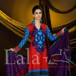 Sana and Samia New Khaadi Collection by Lala (7)