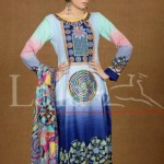 Sana and Samia New Khaadi Collection by Lala (8)