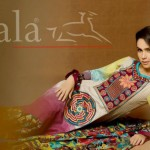 Sana and Samia New Khaadi Collection by Lala (9)