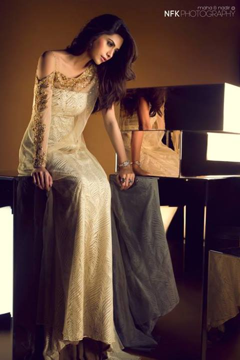 Sania Maskatiya Latest Bridal Dresses 2013-14 for Ladies