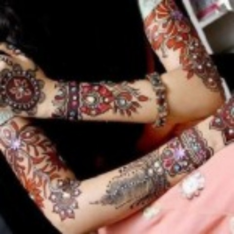 Bridal Mehndi Designs For Women and Girls
