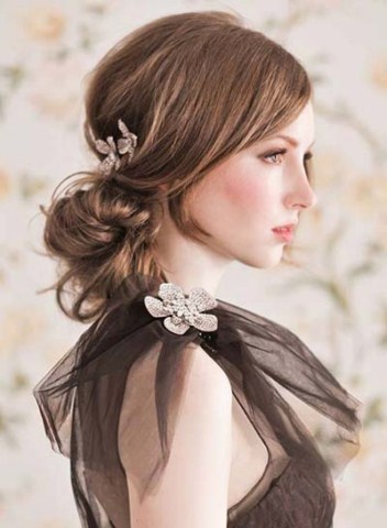 UK Western Bridal Trendy Hair Styles 2013-2014 (3)