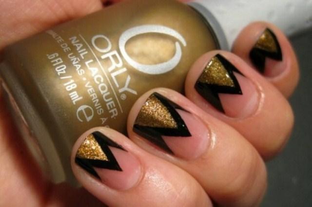 UK Women Stylish Nail Designs 2013-14 (5)