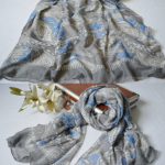 Uber Chic Beautiful Winter Scarfs Collection 2013-14 (1)