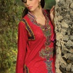 Umar Sayeed Women Winter Dresses Collection 2013 by Asim Jofa (12)