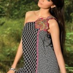 Umar Sayeed Women Winter Dresses Collection 2013 by Asim Jofa (4)
