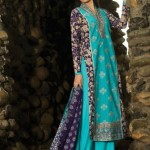 Umar Sayeed Women Winter Dresses Collection 2013 by Asim Jofa (6)