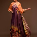 Women Dresses by Hadiqa Kiani Fabric World For Party Wear (2)