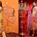 Women Dresses by Hadiqa Kiani Fabric World For Party Wear (4)