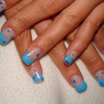 Nails Designs Happy Christmas New Year