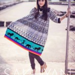 Women Winter Wear Dresses Collection 2013-14 By Sakhiyan (4)