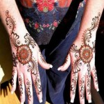 winter mehndi designs indian collection