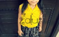 Allure Clothing Elegance Kids Outfits 2014-15 For Winter