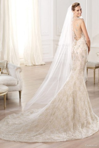 Altelier Pronovias Wedding Gowns and Bridal Collection 2014 (4)