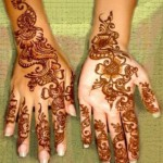 2014-2015 mehndi color
