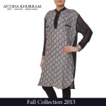 Ayesha Khurram Embroidered Kurta Collection Women Style (2)