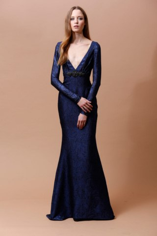 Badgley Mischka elegance pre fall collection 2013-14