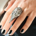 Beautiful Nail Polish Design Women Beauty 2013-14 (4)