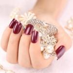 Beautiful Nail Polish Design Women Beauty 2013-14 (7)