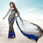 Bollywood Movie Rajkumar Saheli Couture Elegance Stylish Luxury Saree (9)