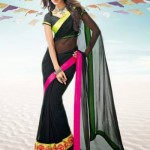 Bollywood Movie Rajkumar Saheli Couture Elegance Stylish Luxury Saree (2)