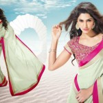 Bollywood Movie Rajkumar Saheli Couture Elegance Stylish Luxury Saree (8)
