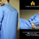 Emraan Rajput Latest Shalwar Kameez for winter 2014