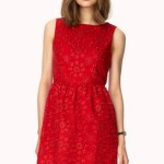 Forever 21 Women Elegance Winter Dresses (5)