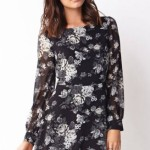 Forever 21 Women Elegance Winter Dresses (6)