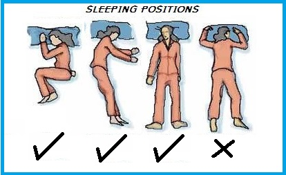 What does your sleep situation say about you