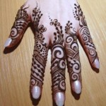 Henna Mehndi Designs 2014-2015 Stylish Designs
